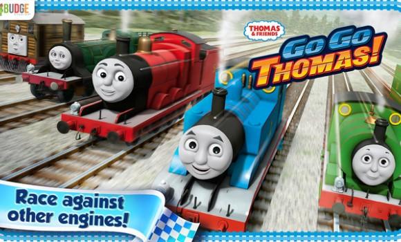 Thomas & Friends: Go Go Thomas! Ekran Görüntüleri - 4