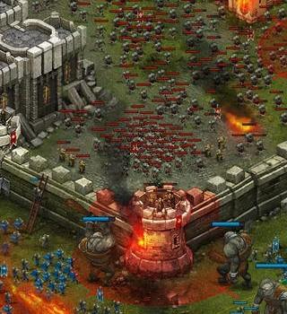 Throne Rush Ekran Görüntüleri - 2