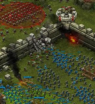 Throne Rush Ekran Görüntüleri - 1