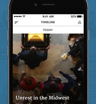 Timeline Ekran Görüntüleri - 4