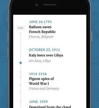 Timeline Ekran Görüntüleri - 1