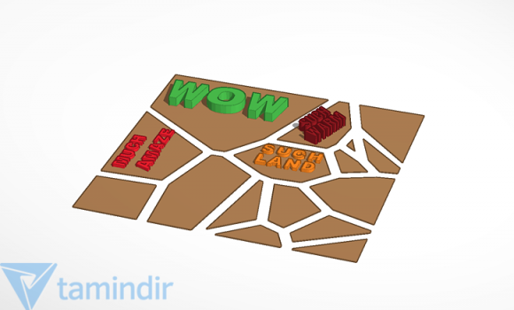Tinkercad Ekran Görüntüleri - 1