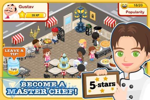 Tiny Chef Ekran Görüntüleri - 3