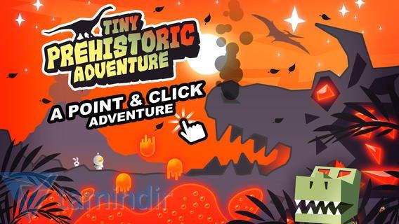 Tiny Prehistoric Adventure Ekran Görüntüleri - 3