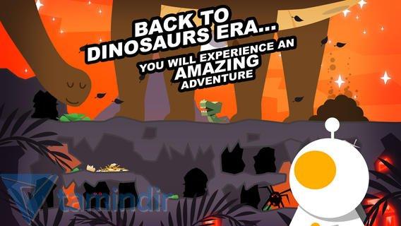 Tiny Prehistoric Adventure Ekran Görüntüleri - 2