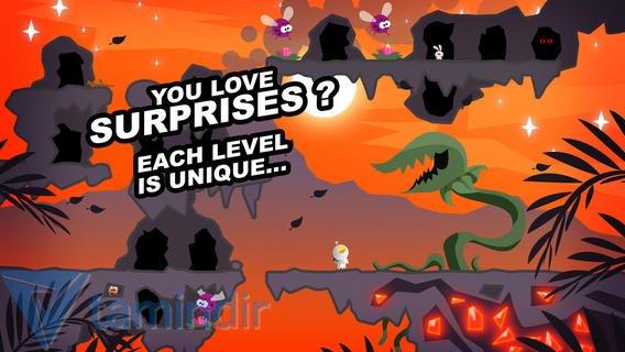 Tiny Prehistoric Adventure Ekran Görüntüleri - 1