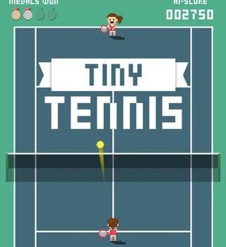 Tiny Tennis Ekran Görüntüleri - 4