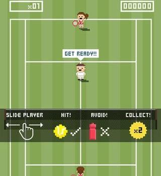 Tiny Tennis Ekran Görüntüleri - 3