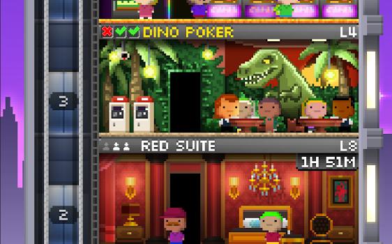 Tiny Tower Vegas Ekran Görüntüleri - 3