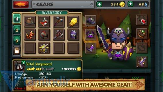 TinyLegends - Monster Crasher Ekran Görüntüleri - 2