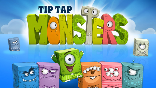 Tip Tap Monsters Ekran Görüntüleri - 5