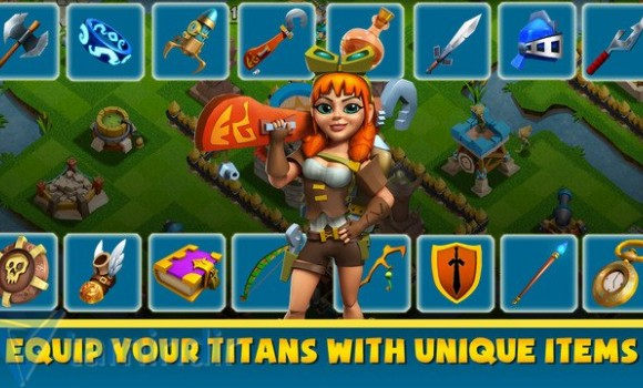 Titan Empires Ekran Görüntüleri - 2