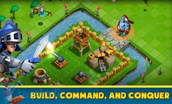 Titan Empires Ekran Görüntüleri - 1