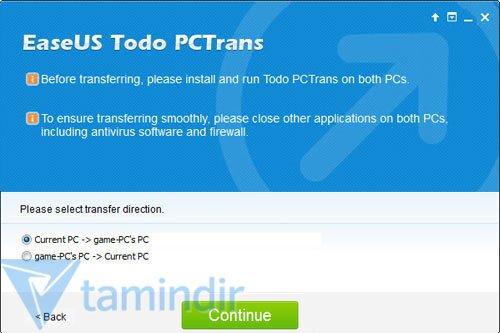 Todo PCTrans Free Ekran Görüntüleri - 1