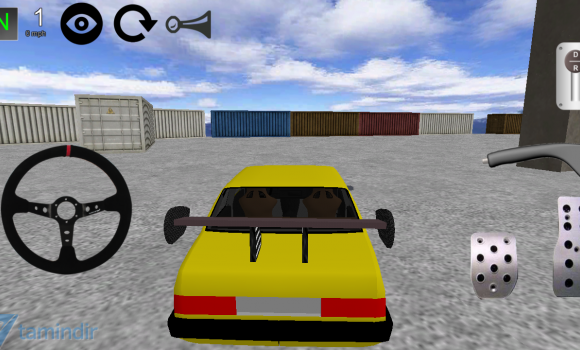 Tofaş Şahin Drift 3D 2014 Ekran Görüntüleri - 4