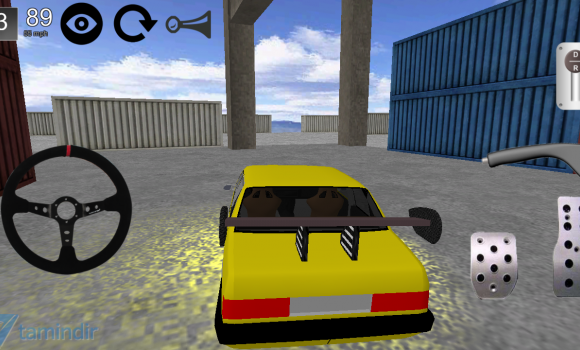 Tofaş Şahin Drift 3D 2014 Ekran Görüntüleri - 2