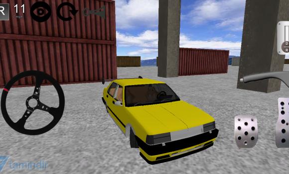 Tofaş Şahin Drift 3D 2014 Ekran Görüntüleri - 1