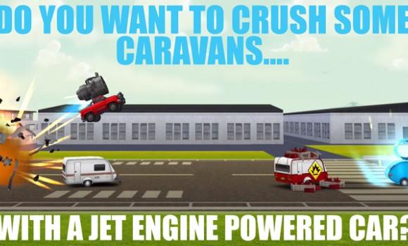 Top Gear: Caravan Crush Ekran Görüntüleri - 3