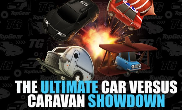 Top Gear: Caravan Crush Ekran Görüntüleri - 1