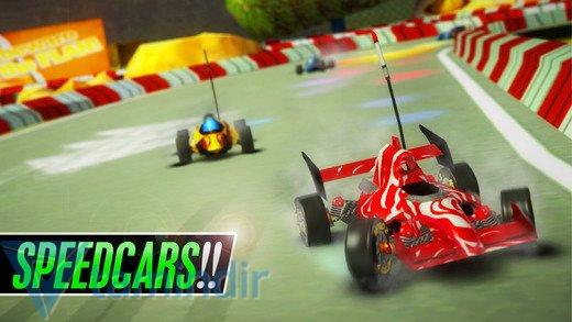 Touch Racing 2 Ekran Görüntüleri - 4