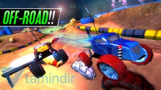 Touch Racing 2 Ekran Görüntüleri - 3