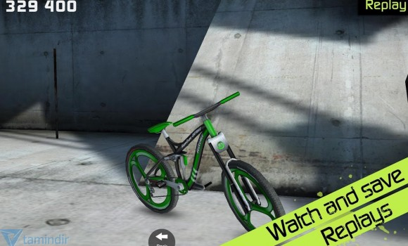 Touchgrind BMX Ekran Görüntüleri - 1