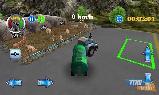 Tractor: Farm Driver Ekran Görüntüleri - 2