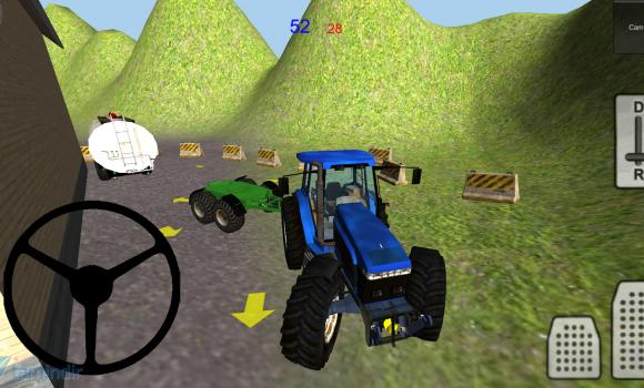 Tractor Simulator 3D: Manure Ekran Görüntüleri - 1