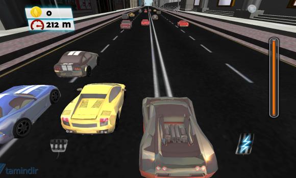 Traffic City Racer 3D Ekran Görüntüleri - 2