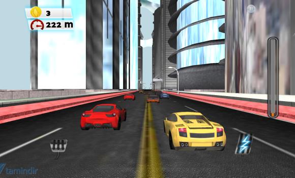 Traffic City Racer 3D Ekran Görüntüleri - 1