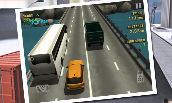 Traffic Rush 3D Racing Ekran Görüntüleri - 1