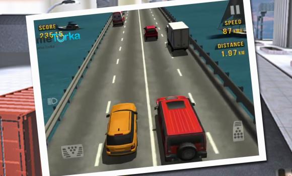 Traffic Rush 3D Racing Ekran Görüntüleri - 2