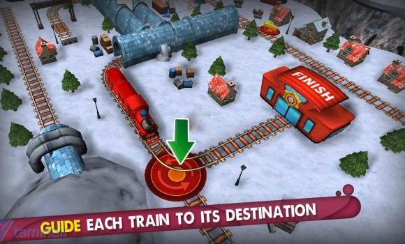 Train Maze 3D Ekran Görüntüleri - 2