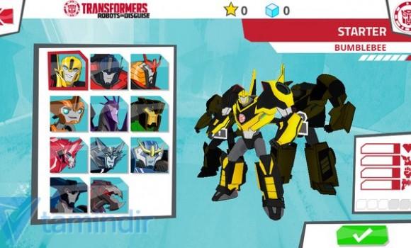Transformers: Robots in Disguise Ekran Görüntüleri - 1