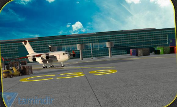 Transporter Plane 3D Ekran Görüntüleri - 3