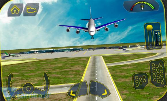 Transporter Plane 3D Ekran Görüntüleri - 2