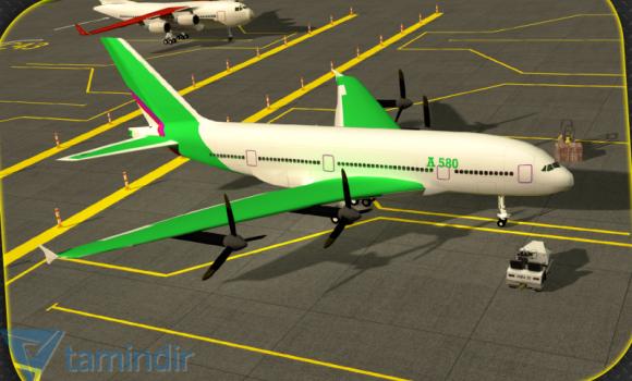 Transporter Plane 3D Ekran Görüntüleri - 1