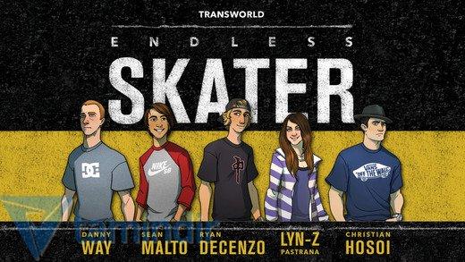 Transworld Endless Skater Ekran Görüntüleri - 3