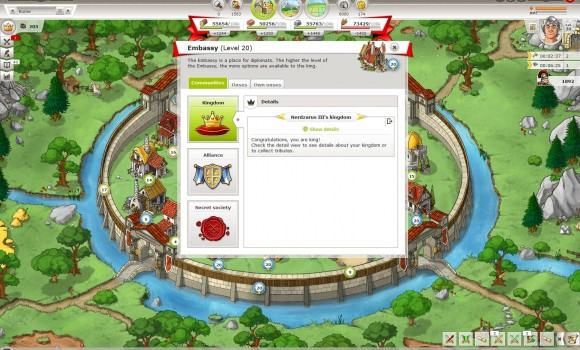 Travian: Kingdoms Ekran Görüntüleri - 1