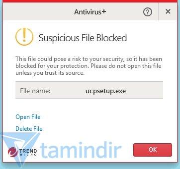 Trend Micro Antivirus + Security Ekran Görüntüleri - 1
