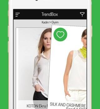 TrendBox Ekran Görüntüleri - 3