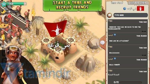Tribal Rivals Ekran Görüntüleri - 2
