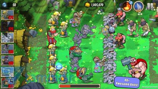 Trolls vs Vikings Ekran Görüntüleri - 3