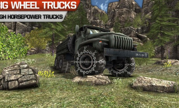Truck Driver 3D: Offroad Ekran Görüntüleri - 6