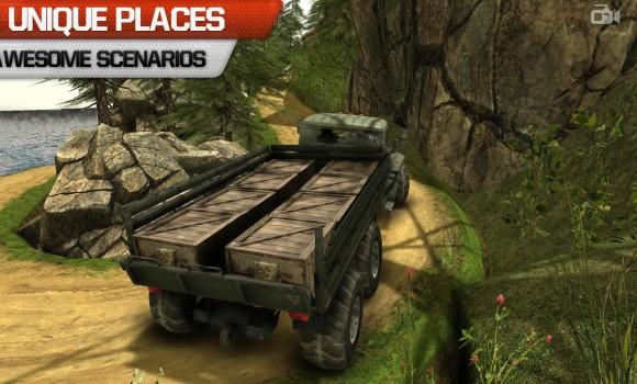 Truck Driver 3D: Offroad Ekran Görüntüleri - 5