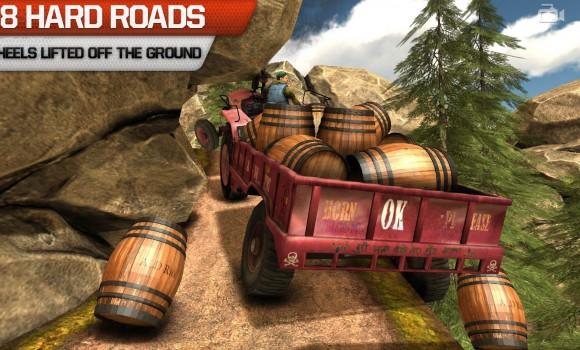Truck Driver 3D: Offroad Ekran Görüntüleri - 3