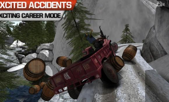 Truck Driver 3D: Offroad Ekran Görüntüleri - 2