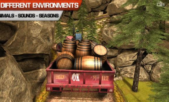 Truck Driver 3D: Offroad Ekran Görüntüleri - 1