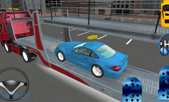 Truck Parking: Car Transporter Ekran Görüntüleri - 2