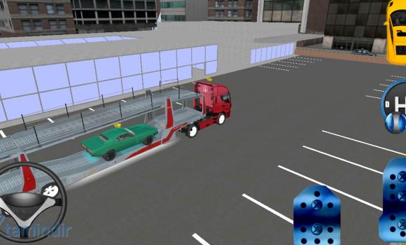 Truck Parking: Car Transporter Ekran Görüntüleri - 3